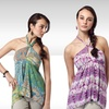 $14.99 for a Classique Printed Halter Top