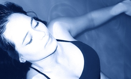 One or Three 60-Minute Sensory-Deprivation Sessions at FLOAT Floatation Center & Art Gallery (Up to 48% Off)