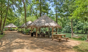 Son's Island at Lake Placid: $99 for a Full-Day Private Cabana Rental with Activities at Son's Island at Lake Placid ($195 Value)