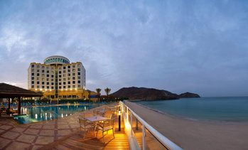 Khor Fakkan: 1-Night 4* Stay with Meal Options