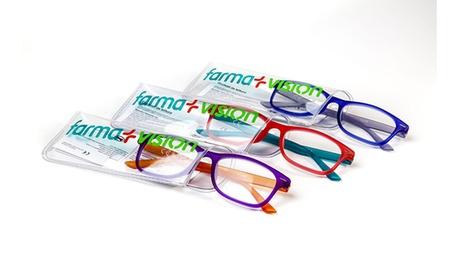 Kit di 3 occhiali da vista Color Forma Vision. Varie diottrie disponibili