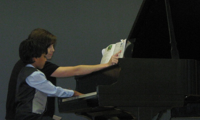 Piano Fundamentals - Winston-Salem: One Month of Private Music Lessons from Piano FUNdamentals (44% Off)