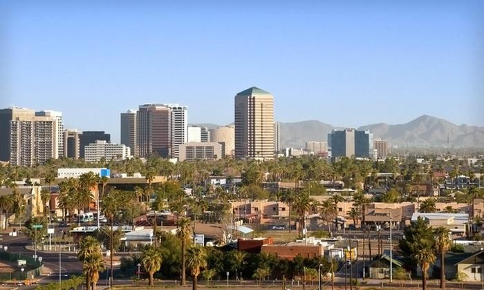 Fairfield Inn Scottsdale North - Scottsdale, AZ: One- or Two-Night Stay at Fairfield Inn Scottsdale North in Scottsdale, AZ