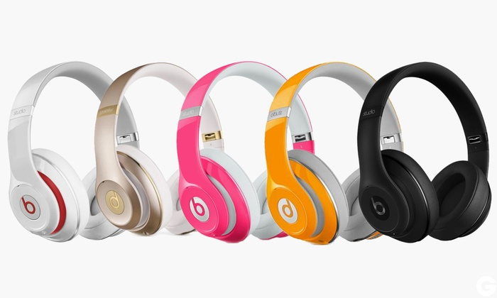 43b0b0d609d Beats by Dre Studio 2 Over-Ear Wired Headphones (A Grade Refurbished)