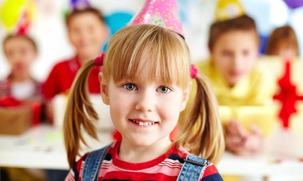 $49 for 90-Minute Kids' Party at Party Junction ($109)