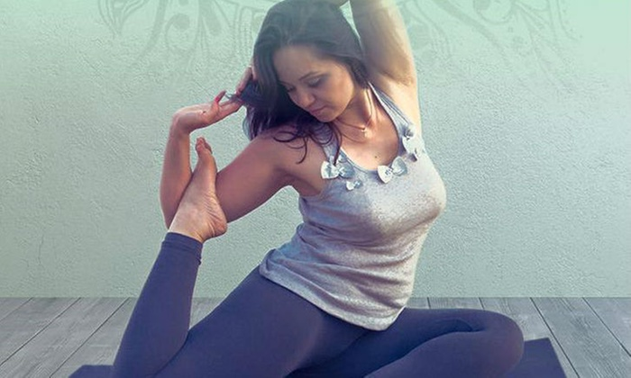 Curvy Yoga Upland - Upland: Four Weeks of Unlimited Yoga Classes at Curvy Yoga Upland (65% Off)