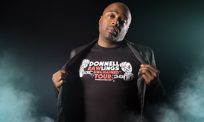 Donnell Rawlings - Zanies Nashville: Donnell Rawlings at Zanies Nashville on June 11–14 (Up to 48% Off)