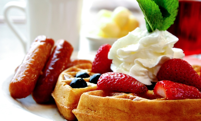 The Brunchery - Tampa: Brunch or Lunch for Two or Four at The Brunchery (Up to 49% Off)