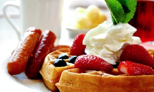 The Brunchery: Brunch or Lunch for Two or Four at The Brunchery (Up to 49% Off)