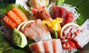 Thai Me Upp: $12 for $20 Worth of Sushi or Thai food at Thai Me Upp