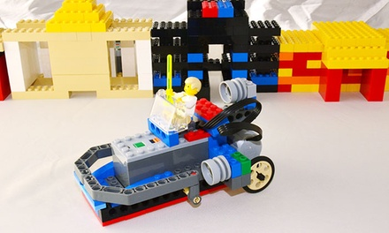 Kids' Tech and Robotics Summer Camps from TechKnowHow Seattle (50% Off). 10 Options Available.