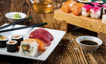 45% Off at Soya Sushi Bar & Bistro