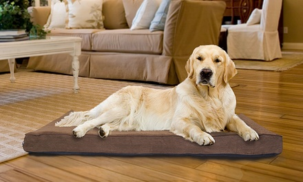 Memory-Foam Pet Beds