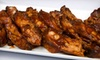 D's Original Take Out Grill - South Central LA: Barbecue at D's Original Take Out Grill (Up to 52% Off). Two Options Available.
