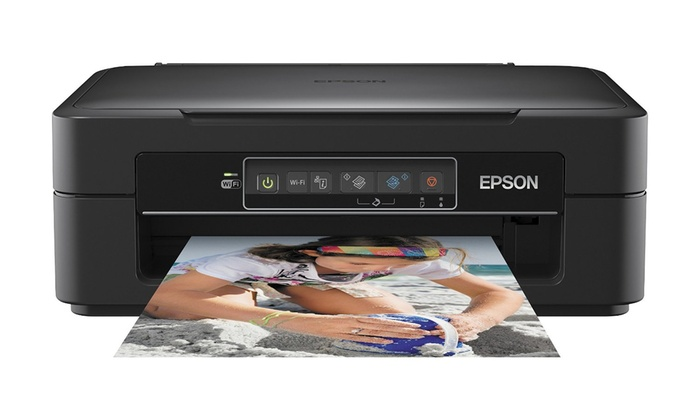 how to set up scanning on an epson xp-235