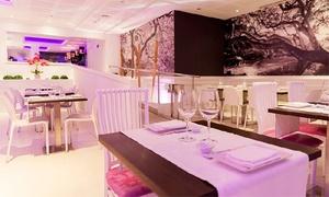 Sushiwakka: Todo el sushi que queráis para una o dos personas con bebida desde 16 €