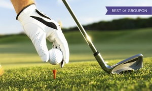 The Fox Hill Club: One-Day Golf-Course Membership for One or Four at The Fox Hill Club (Up to 44% Off)