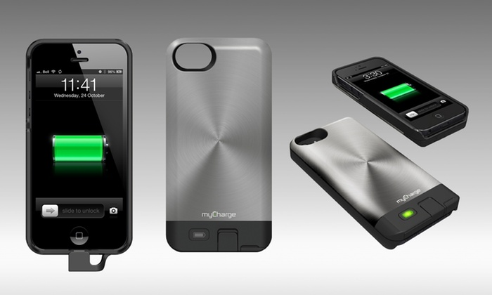 myCharge Freedom 2,000 mAH iPhone 5/5S Battery Case: myCharge Freedom 2,000 mAH iPhone 5/5S Battery Case. Multiple Colors Available. Free Returns.
