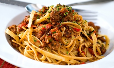 $15 for $30 Worth of Italian Food at Toscana Grill