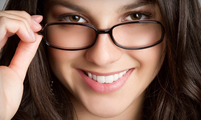Eyes on King - Waterloo: Prescription and Non-Prescription Eyewear at Eyes on King (88% Off). Two Options Available.