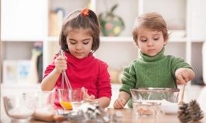 CSHM - Valencia: Curso de cocina en familia para un adulto y un niño o dos niños y dos adultos desde 29,95 € en CSHM - Valencia