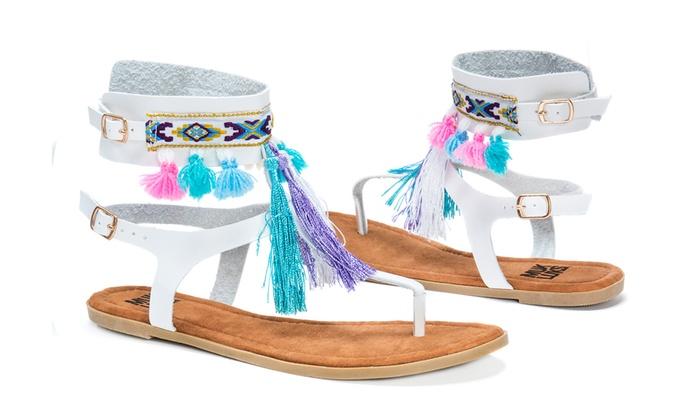 Muk Luks Women's Sandals (Sizes 7 & 10)