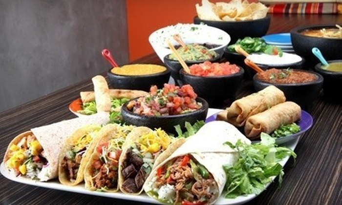 Salsa Fiesta - Aventura: $10 for $20 Worth of Mexican Food and Drinks at Salsa Fiesta
