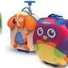 Take Along! Lunch Box or My Happy Trip! Rolling Luggage
