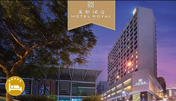 Macau: Hotel Royal Macau Stay 0