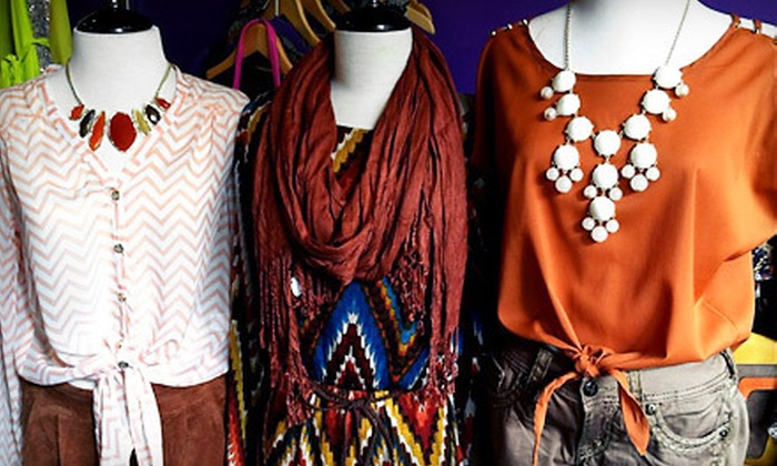 Ella Bleu - Plano: $15 for $30 Worth of Boutique Clothing and Accessories at Ella Bleu