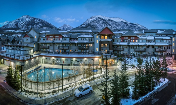 Modern Lodges in the Canadian Rockies