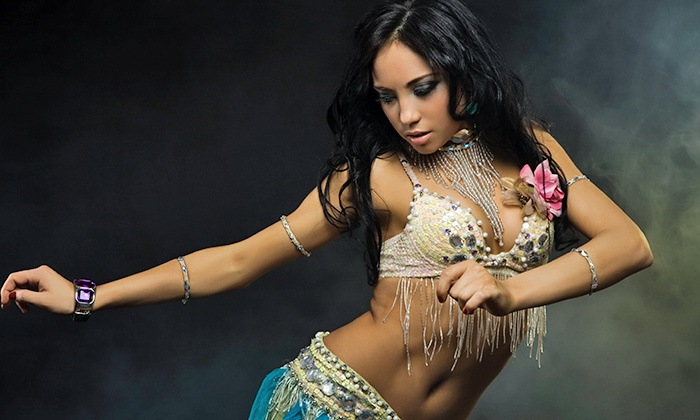 Atlanta Fusion Belly Dance - Midtown: Belly-Dance and Fitness Classes at Atlanta Fusion Belly Dance (Up to 65% Off). Four Options Available.