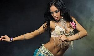 Atlanta Fusion Belly Dance: Belly-Dance and Fitness Classes at Atlanta Fusion Belly Dance (Up to 65% Off). Four Options Available.