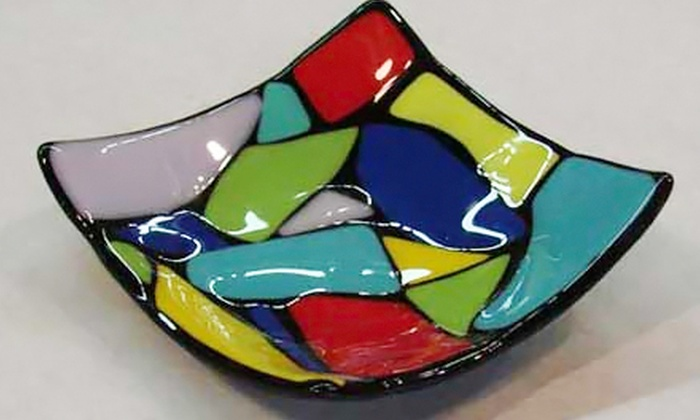 Paint'n Parrot - Fairhope: Two-Hour BYOB Glass-Fusing Class at Paint'n Parrot (Half Off). 10 Dates Available.