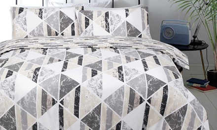 Pieridae Easy Care Reversible Duvet Sets