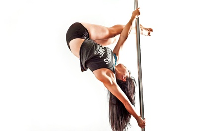 One or Three Pole-Dancing Classes at Emerald City Trapeze Arts (Up to 40% Off)