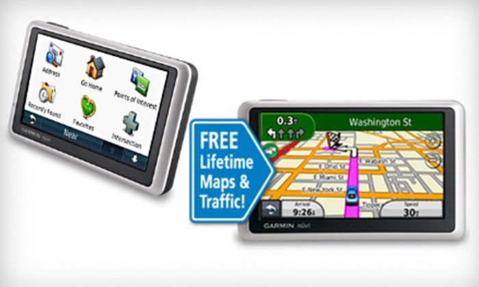Garmin nüvi 1300LMT GPS with Lifetime Traffic and Maps: $69 for Garmin nüvi 1300LMT GPS (Manufacturer Refurbished) ($239.99 List Price). Free Shipping and Free Returns.