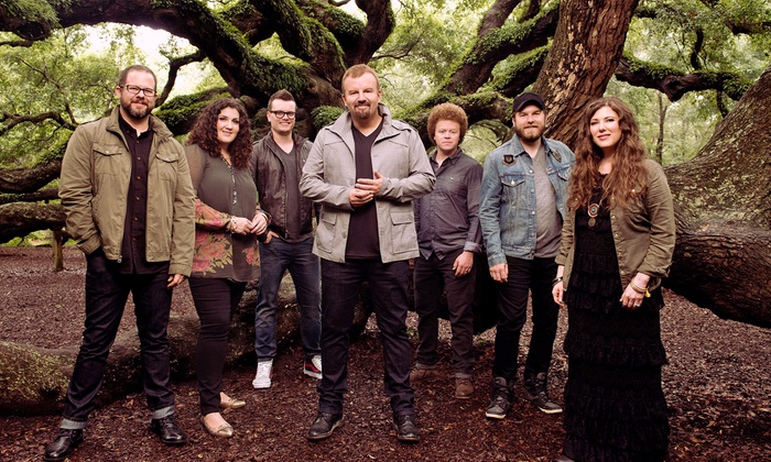 Casting Crowns - Columbus Civic Center: Casting Crowns at Columbus Civic Center on Thursday, October 29, at 7 p.m. (Up to 51% Off)