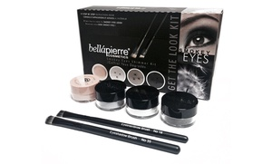 Bellápierre Cosmetics Get The Look Kit in Smokey Eyes at Bellápierre Cosmetics Get The Look Kit in Smokey Eyes, plus 9.0% Cash Back from Ebates.