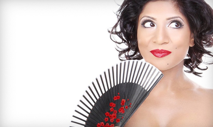 Shairah and The Free Agents - Downtown Vancouver: $42.50 for Two to See Shairah and the Free Agents at Vogue Theatre on May 19 at 8 p.m. (Up to $85 Value)