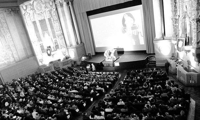 The Disposable Film Festival - Castro: Disposable Film Festival Premiere for Two Plus T-Shirts at Castro Theatre on March 20 at 8 p.m. (Up to 71% Off)