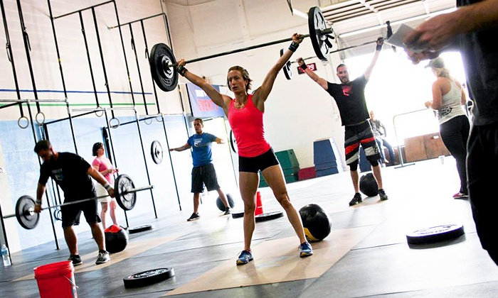 CrossFit Diesel - Columbia: One or Two Months of CrossFit Classes at CrossFit Diesel (Up to 66% Off). Three Options Available.