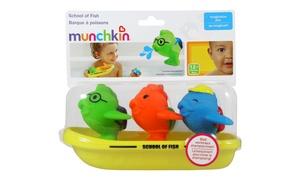 Jouet de bain poisson Munchkin