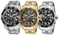GROUPON: Invicta Men's Stainless Steel Watch Invicta Men's Stainless Steel Watch