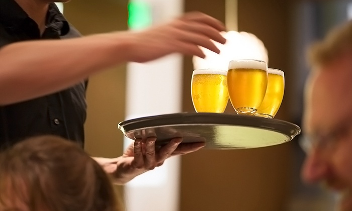 Culinary Connectors: Craft Beer or Savor the Flavors Walking Tour from Culinary Connectors