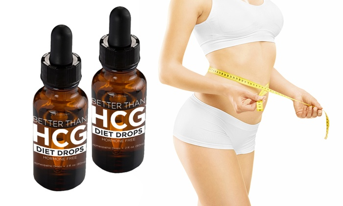 Better Than HCG Diet Drops | Groupon Goods