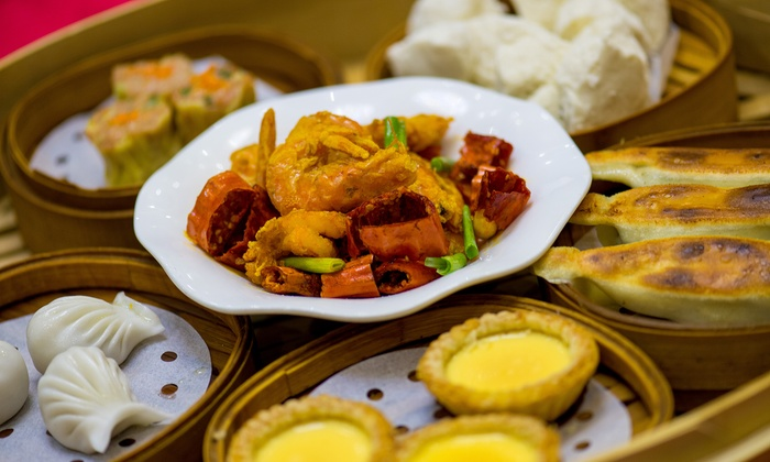 Tang Palace Restaurant - Multiple Locations: Up to AED 100 Toward Chinese Cuisine at Tang Palace Restaurant (50% Off)