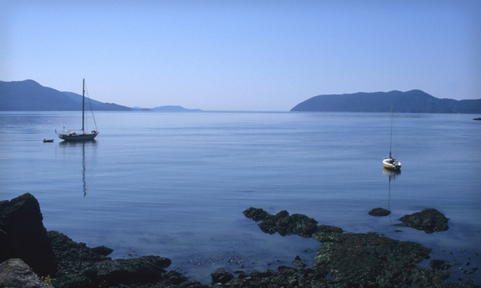 The Deer Harbor Inn - Orcas: One- or Two-Night Stay at The Deer Harbor Inn on Orcas Island, WA