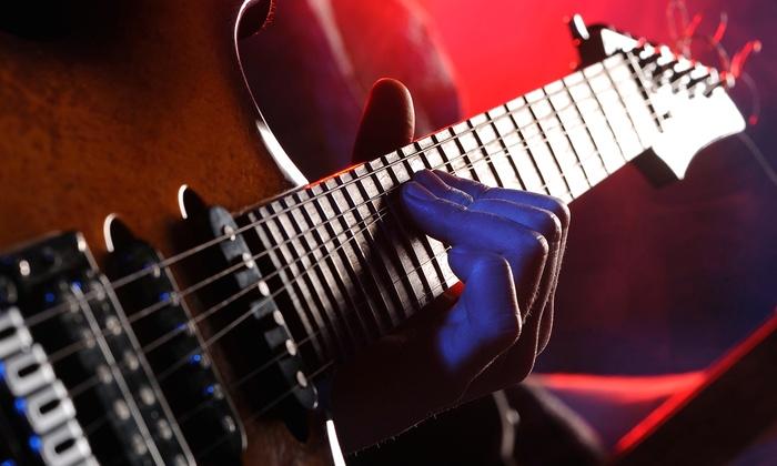 Vez Guitar Academy - Alhambra: $50 for $100 Groupon — Vez Guitar Academy
