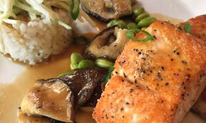 Lucas Park Grille: $35 for $50 Worth of Upscale American Food and Drinks Lucas Park Grille